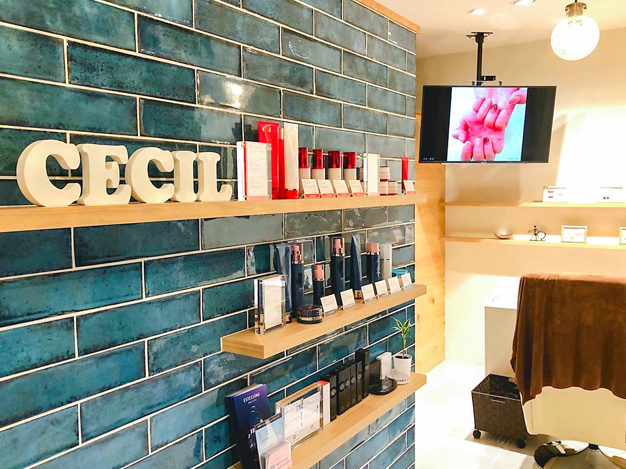 CECIL beauty labo<small>セシルビューティーラボ</small>